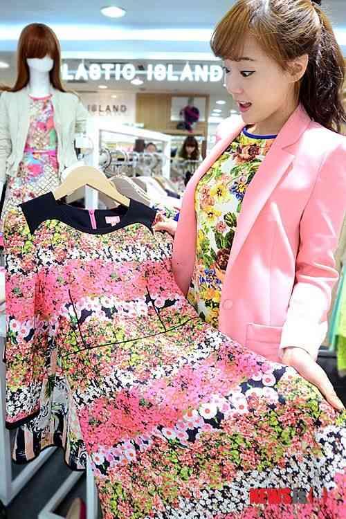 韓国の最新春物ファッションのセンスが絶望的www