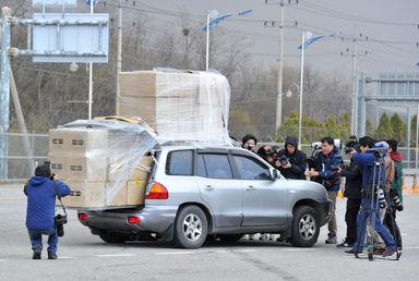 北朝鮮、韓国内の外国人に退避を勧告 写真4枚 国際ニュース : AFPBB News