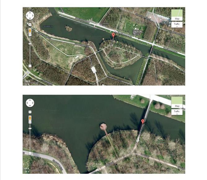 【観覧注意】オランダのグーグルマップにとんでもないモノが写っていると話題に