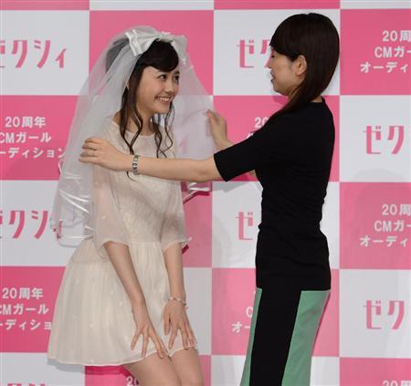 今田耕司が注目の最新美女・松井愛莉!身長171cm、股下87.2cmの驚異のスタイルでブレイク目前