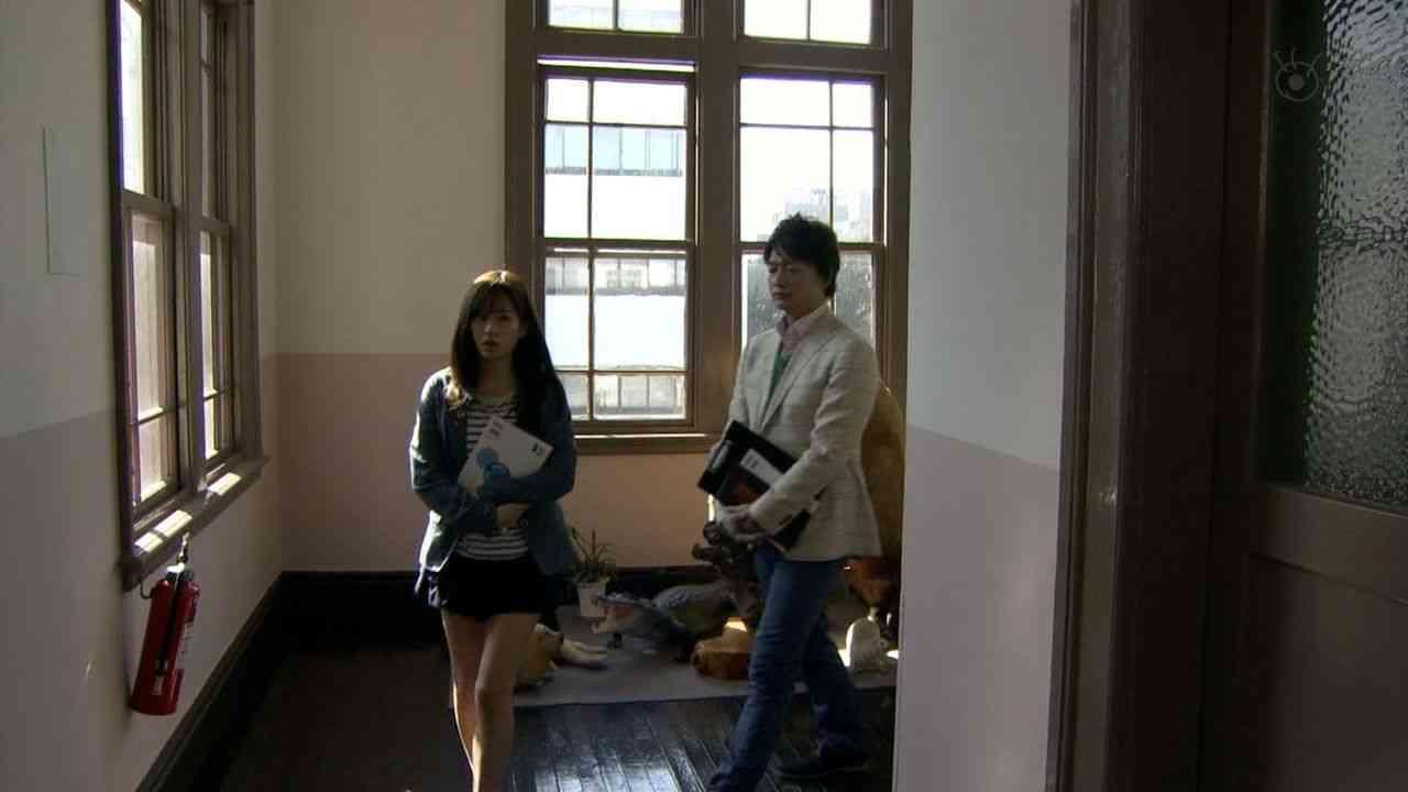 前田敦子が新ドラマ『幽かな彼女』で先生役なのに脚出しすぎww