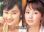 矢田亜希子の整形について: 整形芸能人の応援サイト