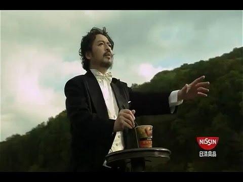 いいなCM 日清 GooTa 佐藤泰弘 「一点豪華主義 角煮」篇 - YouTube