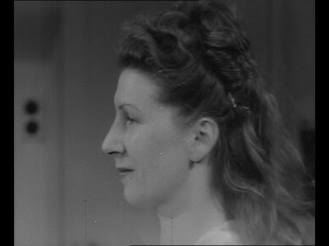 1950s Nose Job - Early Plastic Surgery Scenes - YouTube