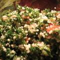 パセリたっぷり! レバノン風タブレ by Asparagus [クックパッド] 簡単おいしいみんなのレシピが147万品