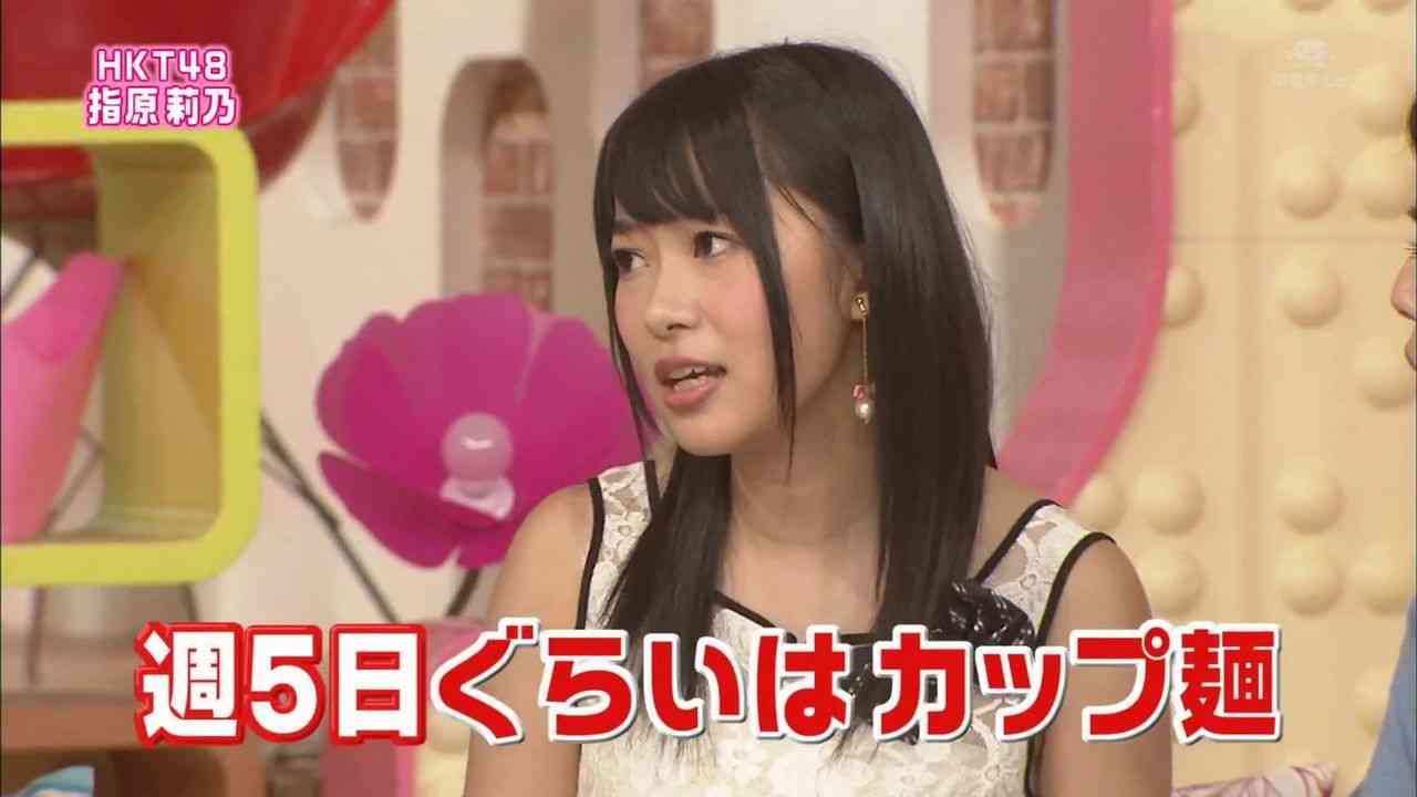 """HKT48指原莉乃、赤裸々告白「貧乳に悩んで」""""矯正ブラ""""を購入"""