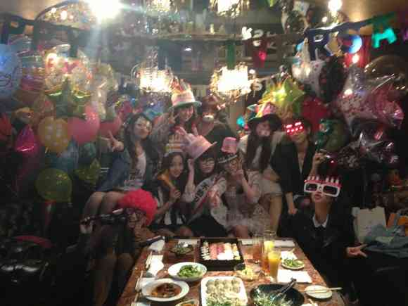 AKB48島崎遥香「ぱるるの誕生日会」がスゴイw