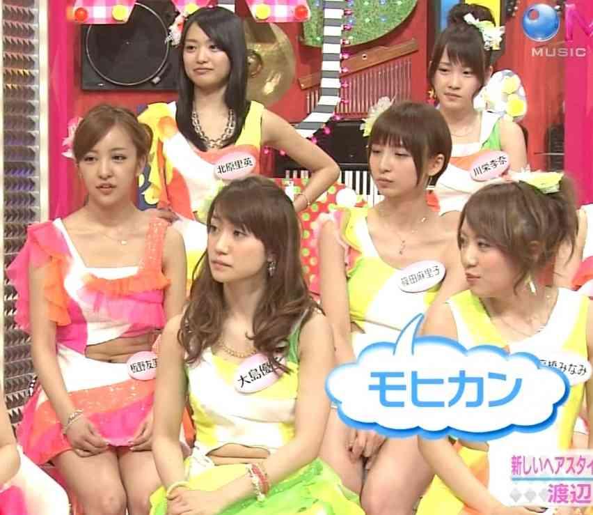 AKB48板野友美の腹が黒い件