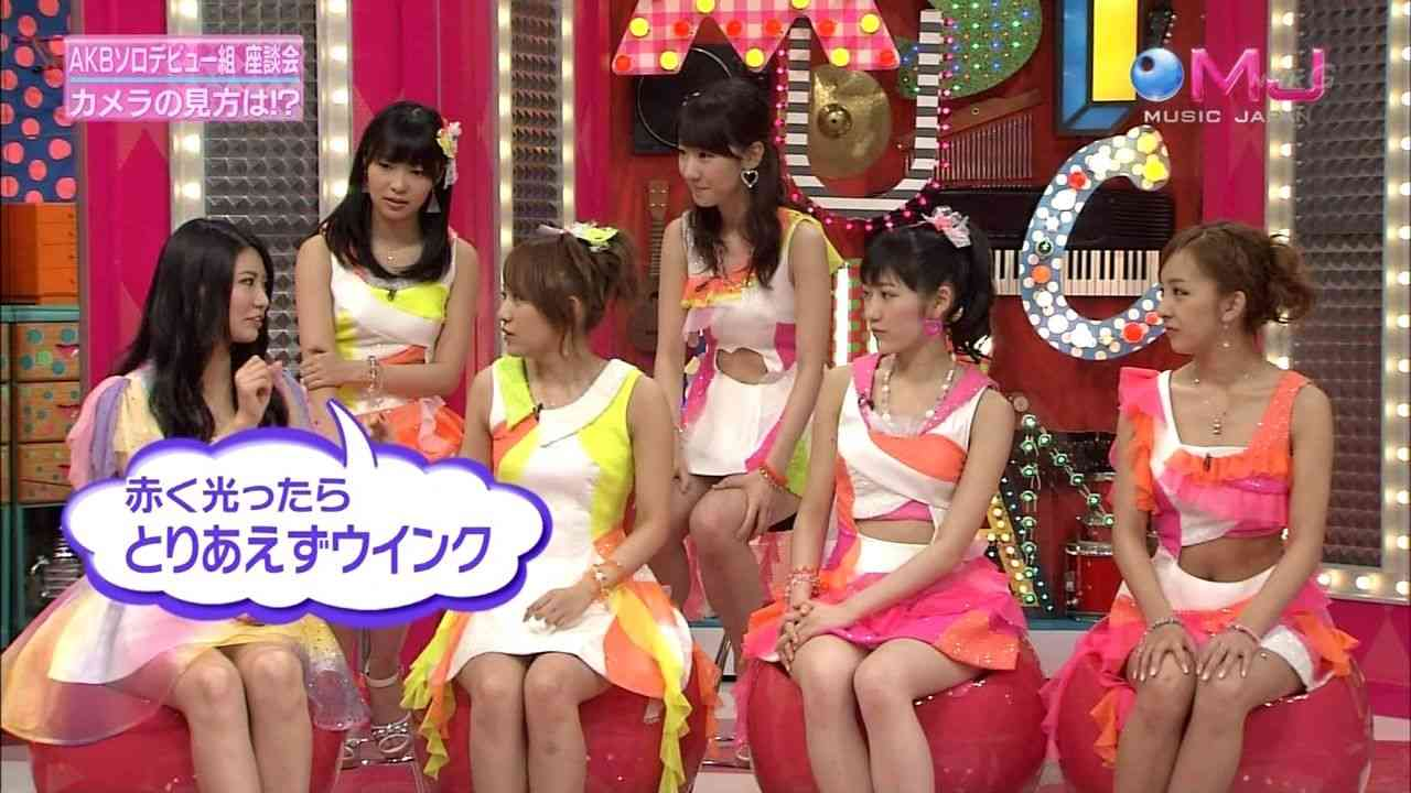 AKB48板野友美の腹が黒い件 | ガ...
