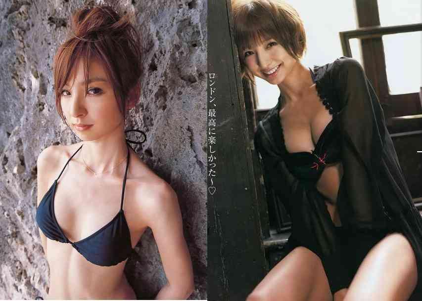 【豊胸?】AKB48篠田麻里子の胸が巨大化してるwww