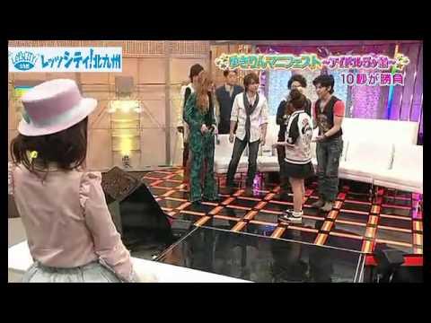 AKB48 柏木由紀が握手会の神対応再現 - YouTube