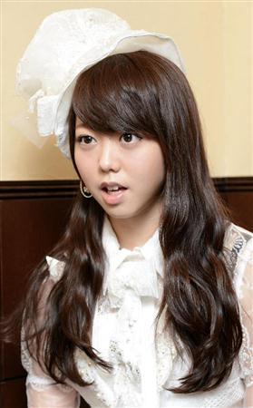 SKE48松村香織、AKB48峯岸みなみに質問メール「なんでカツラなの?」