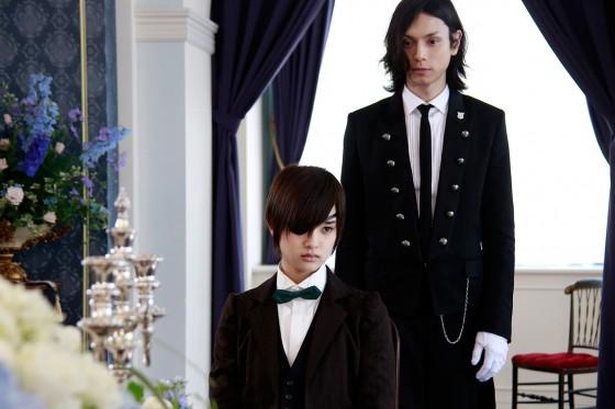 水嶋ヒロ、3年ぶり復帰作の映画『黒執事』がクランクアップ!劇中写真を初公開