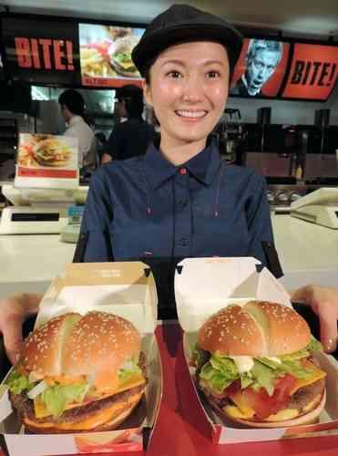 朝日新聞デジタル:マックが夏限定の高級バーガー 価格は国内過去最高 - 経済・マネー