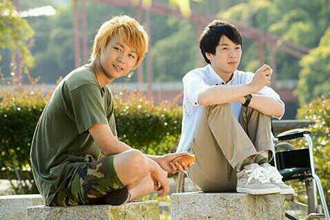 「人にやさしく」「喰いタン」の須賀健太くんが金髪DQNにwww