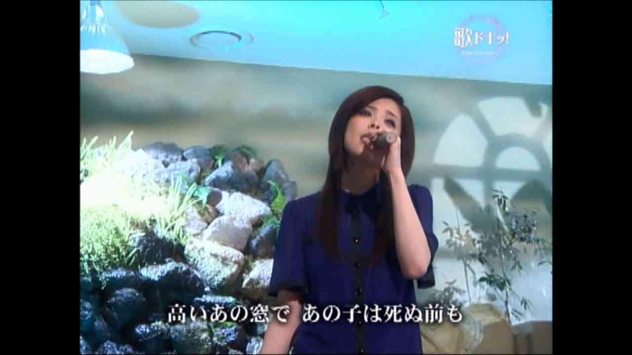 ひこうき雲 松浦亜弥 - YouTube