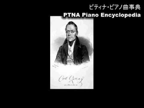 チェルニー(ツェルニー)/40番練習曲集(速度教本) 39,Op.299 - YouTube
