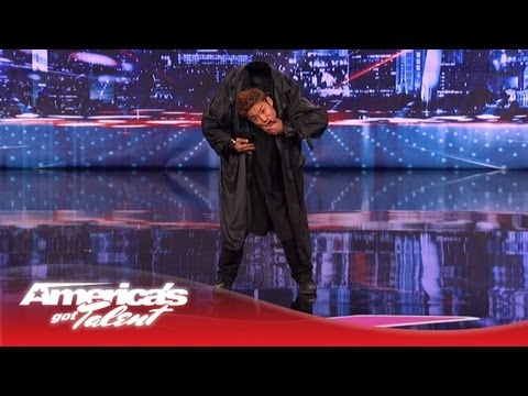 Kenichi Ebina Performs an Epic Matrix- Style Martial Arts Dance - America's Got Talent - YouTube