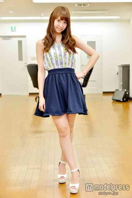 AKB48永尾まりや、「JJ」でファッション誌デビューを飾る