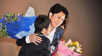 福山雅治、「ガリレオ」シリーズ続編に意欲 「東野先生、よろしくお願いします!」 (cinemacafe.net) - Yahoo!ニュース