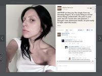 レディー・ガガのすっぴんが「誰だかわからない」と話題! (シネマトゥデイ) - Yahoo!ニュース