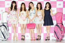 E-girlsの4人が「CanCam」「JJ」「Ray」の専属モデルに抜擢(モデルプレス) - エンタメ - livedoor ニュース