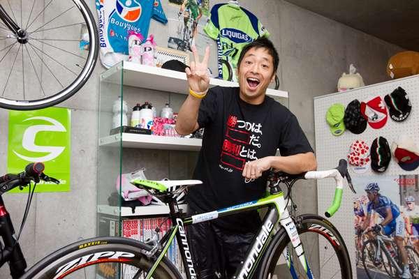 39歳のお笑いタレントの男に自転車オークション窃盗で逮捕状。