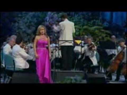 キャサリン・ジェンキンス ♪私のお父さん(プッチーニ:歌劇《ジャンニ・スキッキ》から) (0607 LIVE) - YouTube