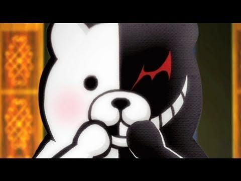 PSP『ダンガンロンパ希望の学園と絶望の高校生』プロモーションムービー - YouTube