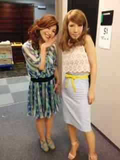 よしもとの美容番長シルクのブログ べっぴん日記: Senriさんと!