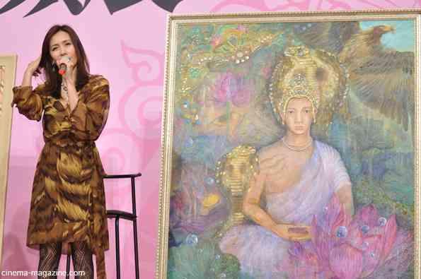 亀田興毅の描いた油絵がすごい