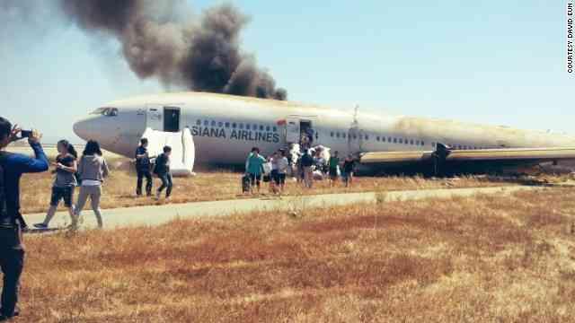 韓国メディア『アシアナ機事故、死亡者が中国人で幸い』キャスターの発言が問題に