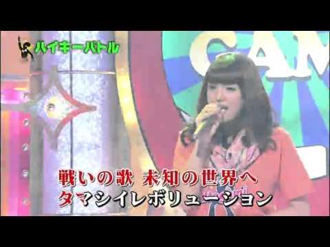 篠崎愛 ハイキーメドレー - YouTube