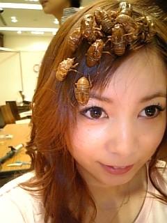 中川翔子「ヒモムシ検索すると私の顔がトップに。私はムシではありません」