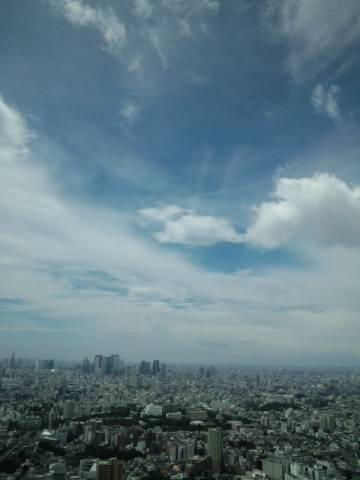 【速報】関東で梅雨明け!最高気温は35度!