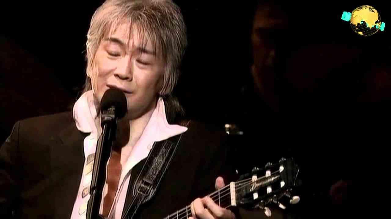 玉置浩二 - メロディー HD 720p - YouTube