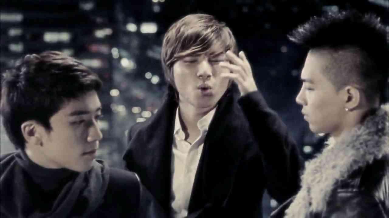BIGBANG - KOEWOKIKASETE (声をきかせて) M/V [HD] - YouTube