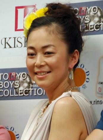 中島知子、結婚に意欲 1つ年上のイケメン広告マンと交際順調