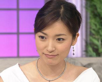 大江麻理子アナNYでピンチ!「部屋が水浸し。このままだとリビングがプール」