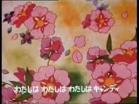 キャンディキャンディOP - YouTube