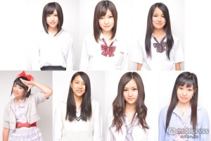 黒髪版・関東一可愛い女子高生を決めるミスコン 中間結果発表 - モデルプレス