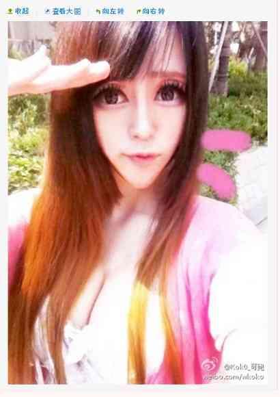 全中国に戦慄と恐怖を与えた「少女漫画系美少女」がモデルデビューしていた | ロケットニュース24