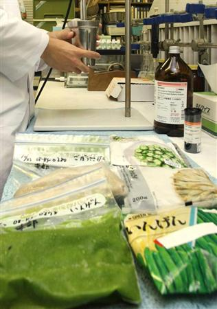 「安さにつられてはいけない」…猛毒中国産食品、135品リスト