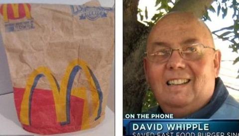 """購入後14年たっても全く腐らないマックの""""ハンバーガー"""" : 面白画像のファニピクで暇つぶし"""