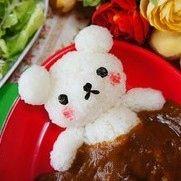 リラックマ カレーを作ってほっこりしよう【レシピ】 - NAVER まとめ