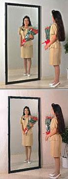 「痩せて見える鏡」「顔色がよく見える鏡」とは!?(Excite Bit コネタ)