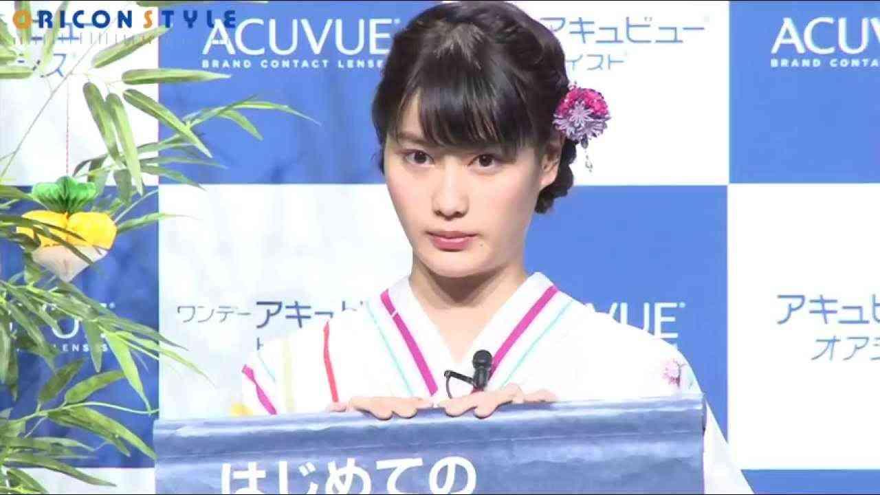 橋本愛、「アイドルになりたい」宣言!? - YouTube