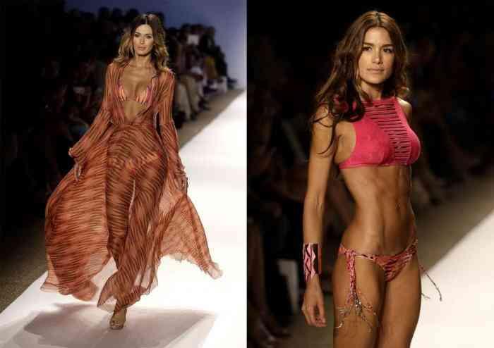 【画像】フロリダの水着ファッションショーがハイレベルすぎる