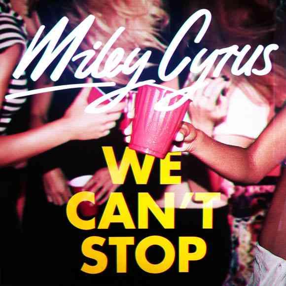 Miley Cyrus #WECANTSTOP