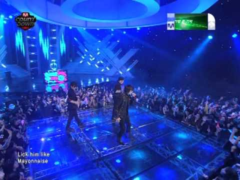 Yamashita Tomohisa Mcountdown PARTY DON T STOP2011 02 24 - YouTube